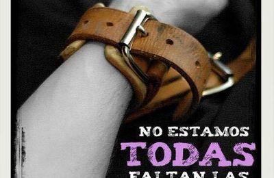 [Affiche] 8 Mars, nous ne sommes pas touTEs là, il manque les folles, stop à la torture