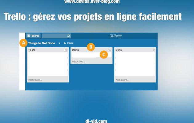 Trello : une gestion facile et optimale de vos projets