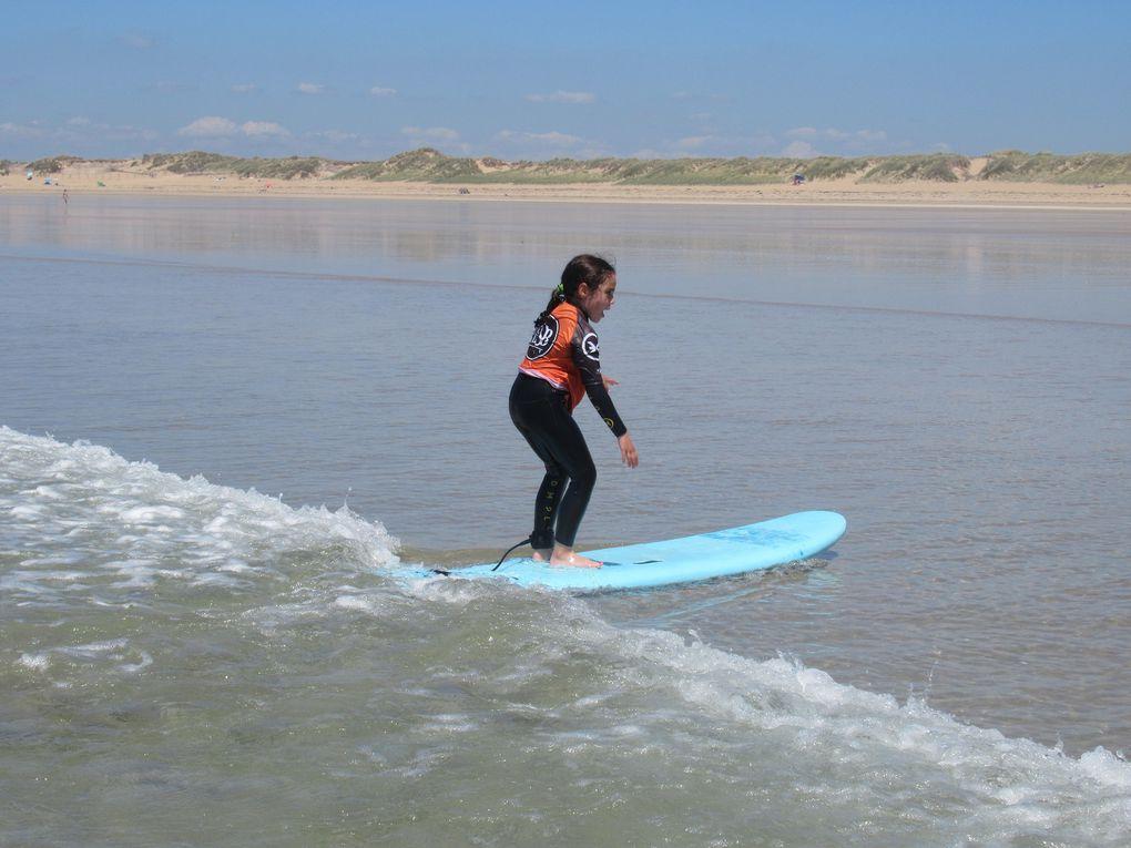 Surf : 5ème séance