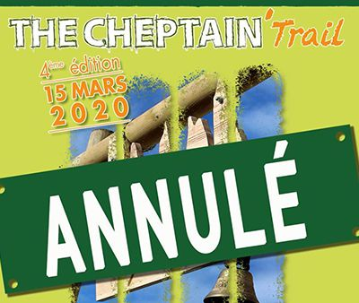 The Cheptain'Trail 2020 : annulé