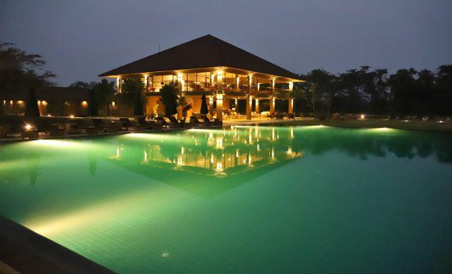 Water Garden Sigiriya Sri Lanka