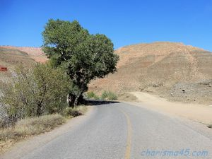 Ait Ben-Haddou -Tizi N'Tichka (Maroc en camping-car)