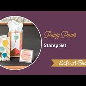 Party Pants Stamp Set by Stampin' Up!