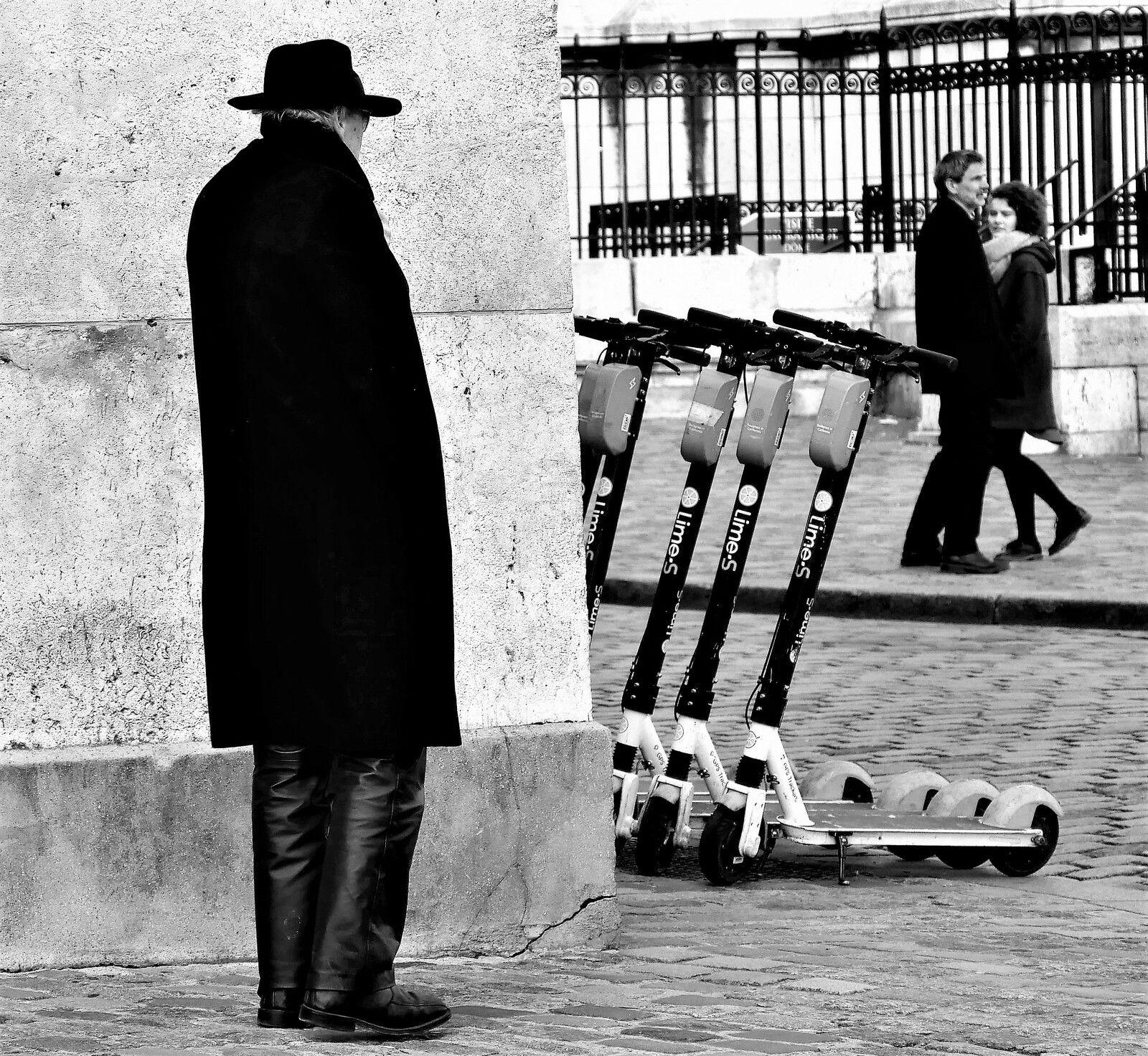 Février 2021. Album photos. Montmartre jour après jour