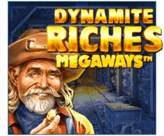 machine a sous Dynamite Riches Megaways logiciel Red Tiger Gaming
