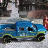 2009 FORD F-150 PICK-UP HOT WHEELS 1/64 - car-collector.net