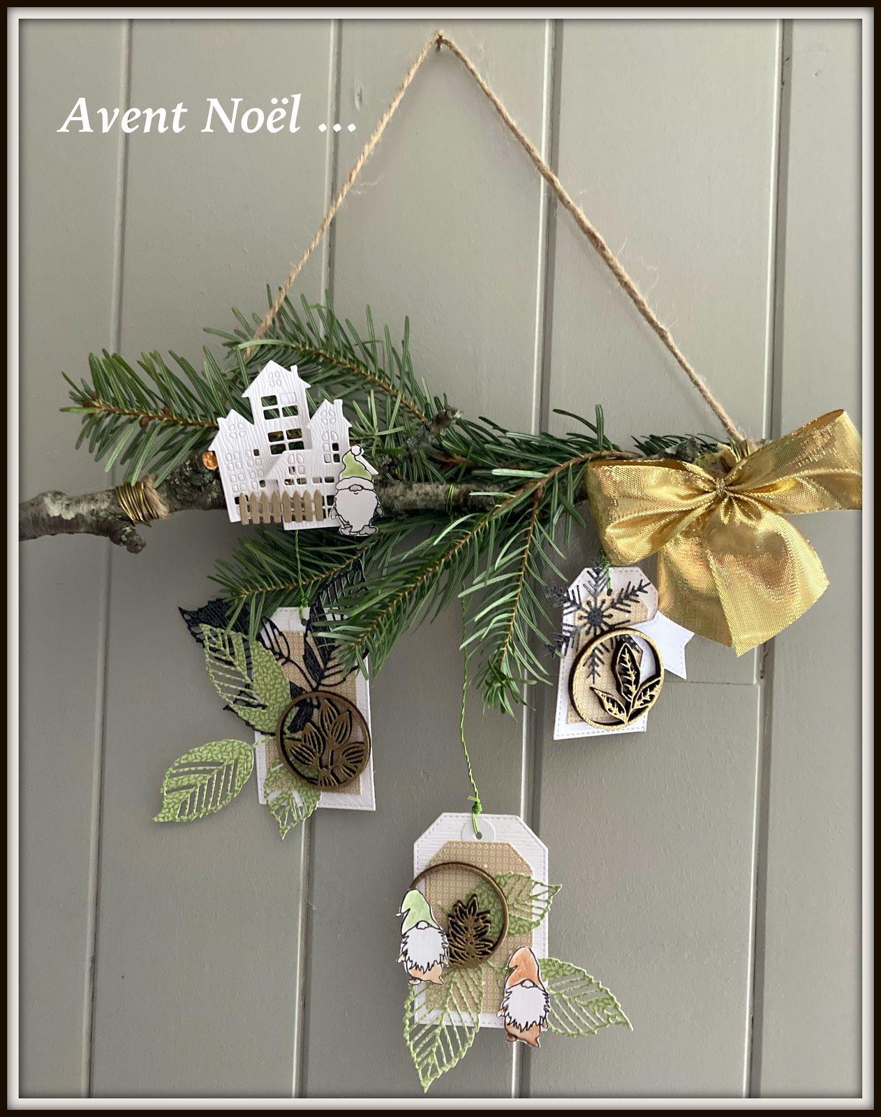 Barbara : J17 AvEnt Noël- Home Déco à accrocher