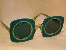 2014 VINTAGE lunettes soleil