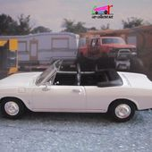 FASCICULE N°26 CHEVROLET CORVAIR MONZA CONVERTIBLE 1969 ROAD SIGNATURE 1/43 - car-collector.net