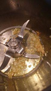 Sauce Barbecue au miel au thermomix