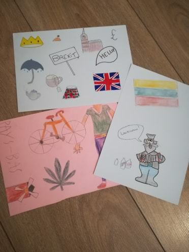 Creation Let's discover Union European countries!