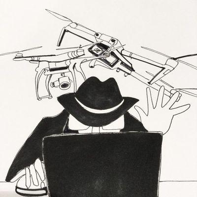 Le cadre légal du brouillage des drones malveillants