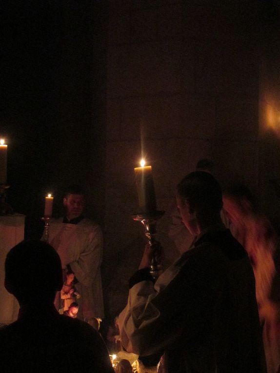 La messe de la nuit de Noël  2019 à Villars
