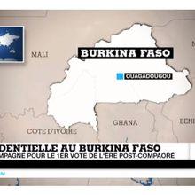 Un an après chute de Compaoré, le Burkina Faso doit élire un nouveau président