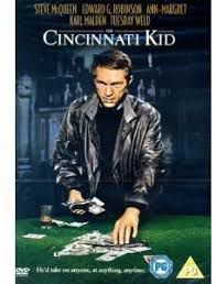 Le kid de Cincinnati  (The Cincinnati Kid)