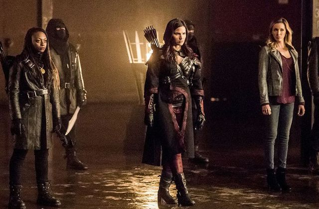 Critiques Séries : Arrow. Saison 4. Episode 13.