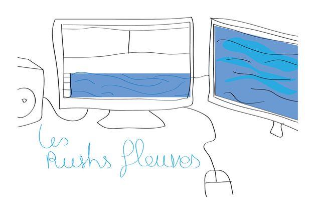 Les RUSHS FLEUVES  -  entretien d'une intervenante monteuse au Master 2 documentaire de création.
