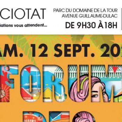 Forum des Assos - La Ciotat
