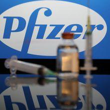 Tests Pfizer en Angleterre: 4,6% des personnes atteintes de paralysies faciales très graves et d'atteintes ganglionnaires