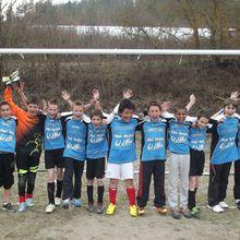 Barrême  Foot Loisirs: on a gagné, on a gagné !!!!