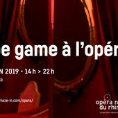 Escape Game à l'Opéra National du Rhin Strasbourg