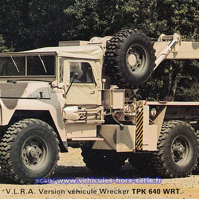 Archives Milinfo : ACMAT 6.40 WRT « Wrecker » au 1/50 (par Hervé C./Pascal B./kakikar)