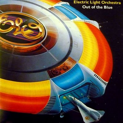 Electric Light Orchestra Out of the blue (Jet, 1977)