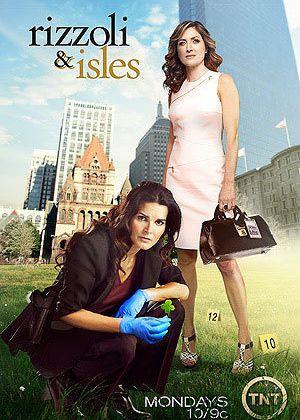 Critiques Séries : Rizzoli & Isles. Saison 7. BILAN.