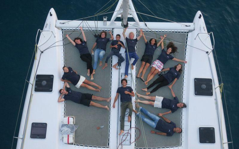 été 2017 - 4ème Etape :  En route pour la Corse