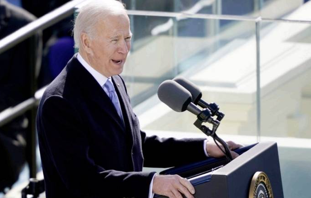 Inauguration Day: Biden halts US withdrawal from WHO