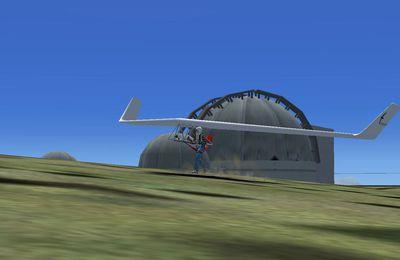 Petit vol bien sympathique au  Pic du Midi, par F-Tikki...