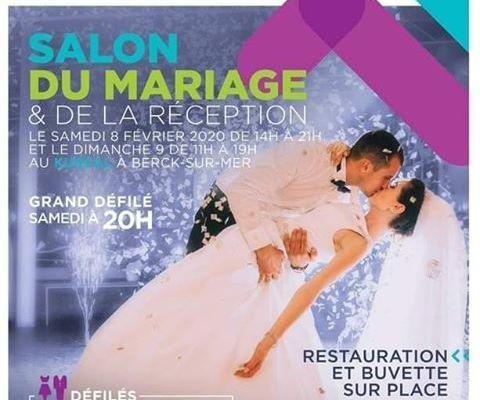 SALON DU MARIAGE A BERCK AU KURSAAL