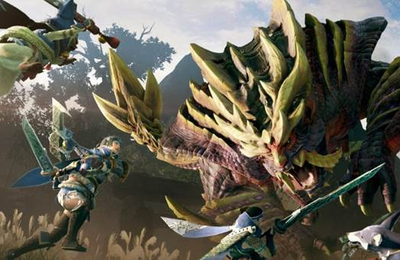 Monster Hunter Rise est disponible sur Nintendo Switch !