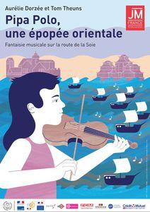 Spectacle musical pour les classes de CE1 et CE bilingue.