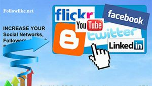 Followlike is an SEO promotion tool that uses link building,SEO tools and social media