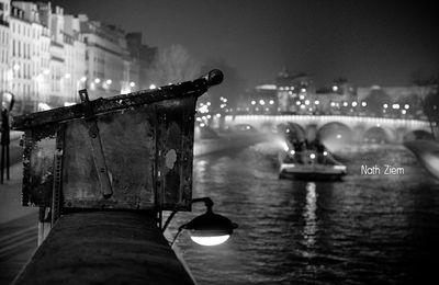 Ballade Paris by night