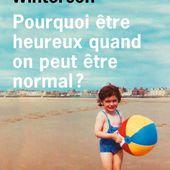 Pourquoi être heureux quand on peut être normal ? - Lulu from Montmartre