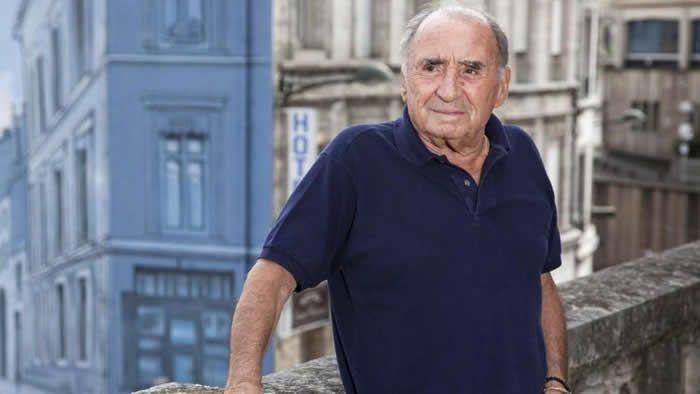 Claude Brasseur est mort ce mardi à l'âge de 84 ans. - AFP