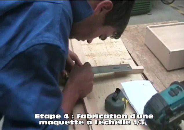 PPCP 2015 : Construction de tables forestières par les CAP1
