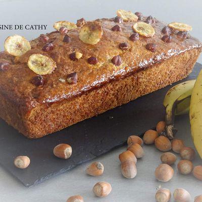 CAKE BANANE/NOISETTE