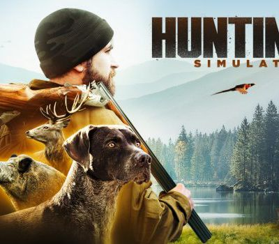 TEST HUNTING SIMULATOR 2 next gen version Xbox série x and ps5