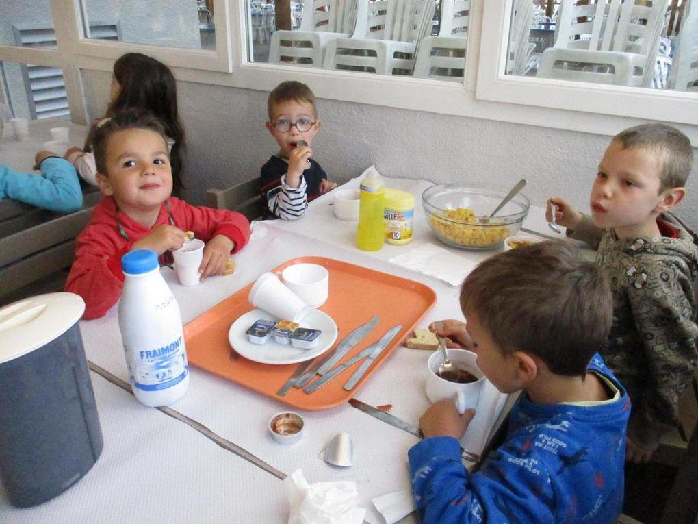 Ecole transplantée dans les Corbières : 2ème jour