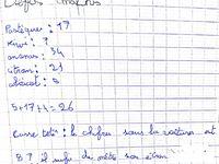 CM2A Continuité pédagogique 3è période