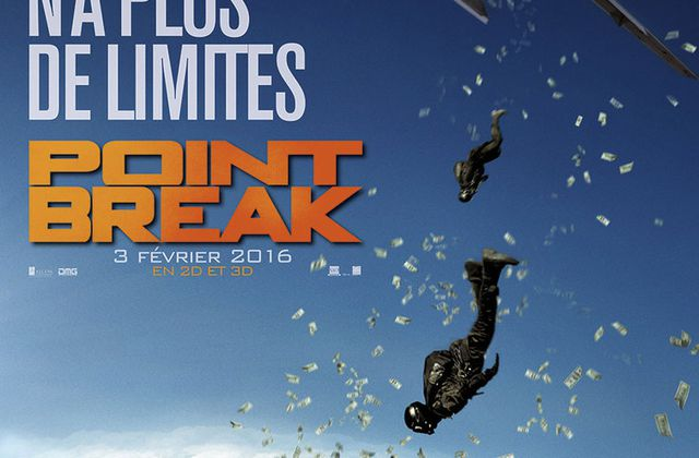 Critique Ciné : Point Break (2016)