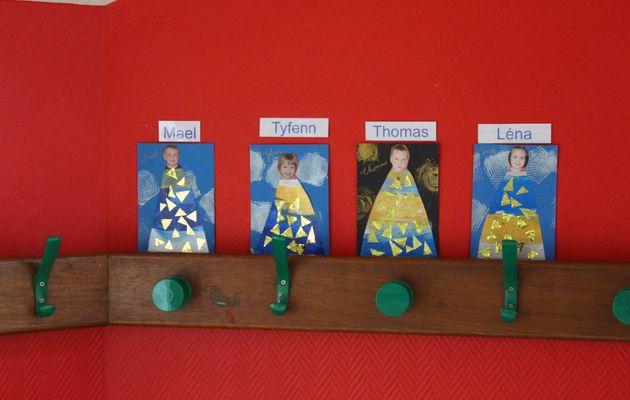 des oeuvres d'art en maternelle ( chapitre 1)