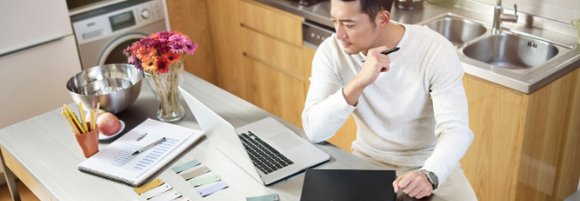 How to Remote Work from Home Office