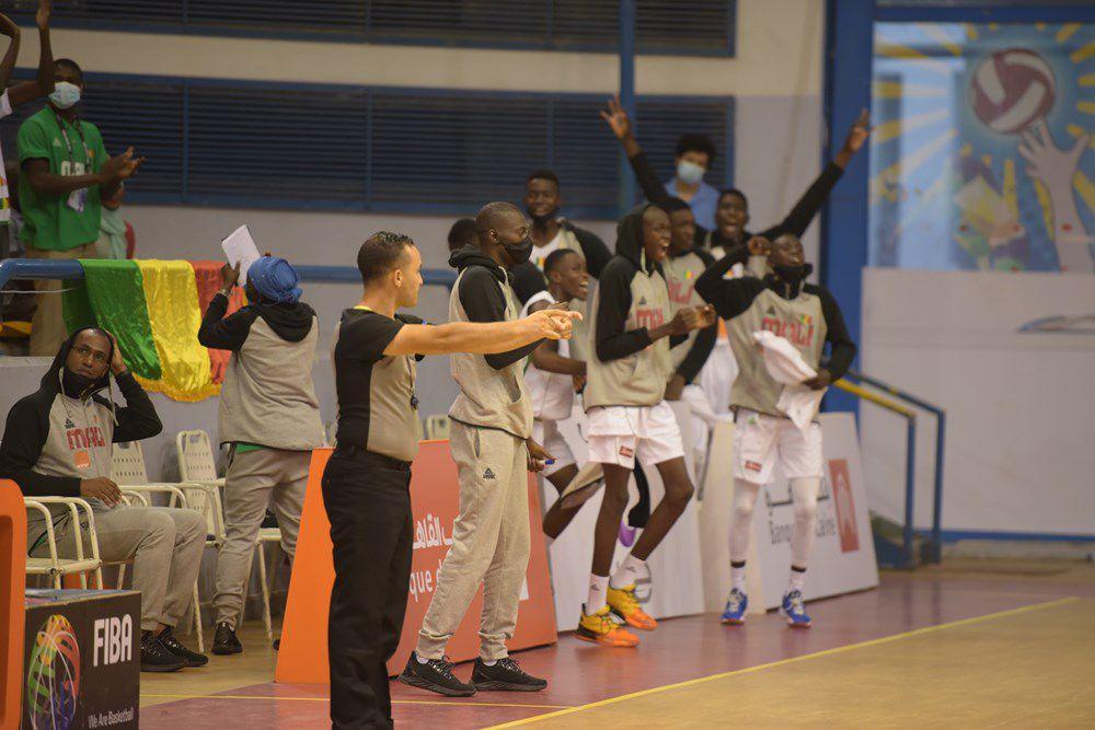 Coupe d'Afrique masculine des U16 : le Mali écrase le Tchad en demi-finale pour s'offrir une troisième finale consécutive