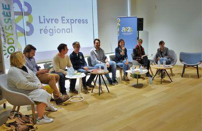 Bientôt : le Livre Express Régional se réinvente