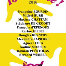 13 à table ! - 2016 - Collectif