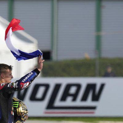 Fabio le 1er champion du monde en titre !